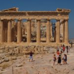 johnny ward acropolis greece