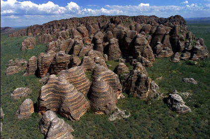 Bungle Bungle range, Australia