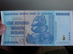 100 trillion dollars