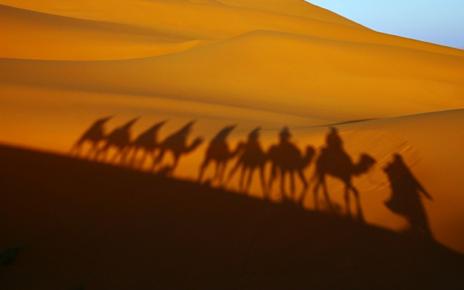 romance in morocco