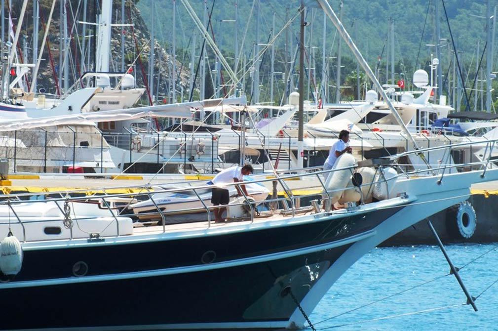 Marmaris port 2