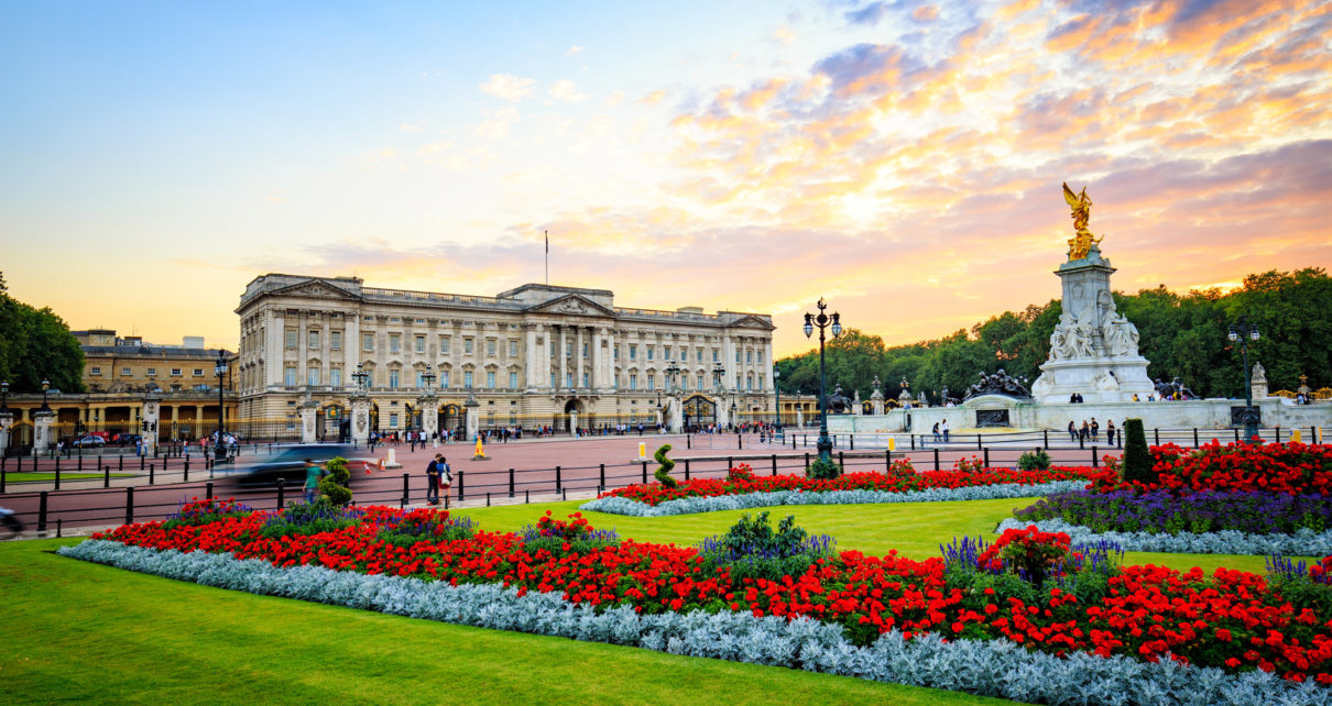 Tours Of Buckingham Palace August