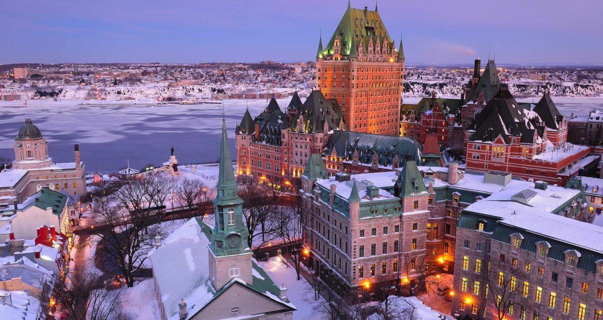 The best places to visit in canada this year maiden voyage for Quebec city places to visit